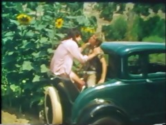 vintage outdoor fuck - golden age media