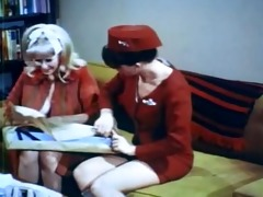 trailer - the daisy chain (1969) stewardesses