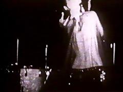 candy dance #1 - vintage striptease part one