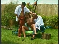 country lovin threesome - macho dude movie