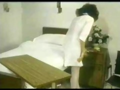 vintage nurse double penetration