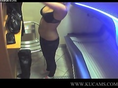 voyeur web camera nude angel in solarium part