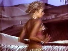 pink panther strip - vintage glamour blonde