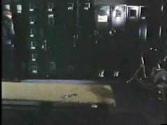 vintage bear hunks fucking in locker-room - the