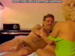 busty golden-haired in doggy in advance of rod