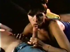 movie scene from some 80s porno
