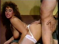 hot keisha makes overmatched lad cum in :90
