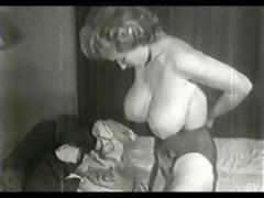 virginia bell breasty vintage retro clip