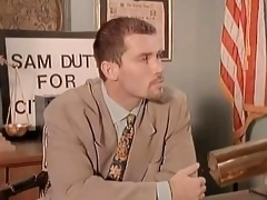 nikki tyler fucks in office
