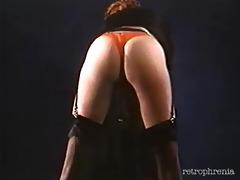 lee germaine - busty vintage striptease - wasting