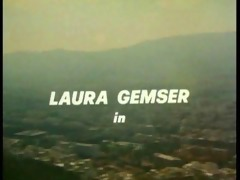 laura gemser stripped celeb clip