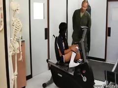 bionic woman sex parody fun