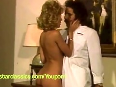 ron jeremy large dick man cums on blondis ass