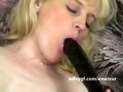 retro blondie double penetration sex toy