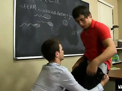 homosexual video timo garrett gives his teacher