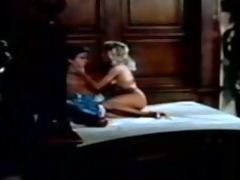 ginger lynn sucks and fucks peter north on a