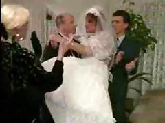 sexy bride! retro porn!