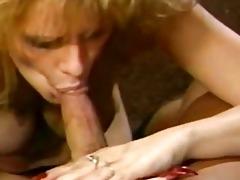 lynn lemay retro blond pornstar office philander