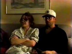 amateur white couple