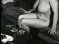 1940s model vintage italian-american babe