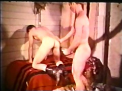 vintage engulfing and fucking - blue vanities