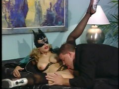 meow...cat woman acquires her cream