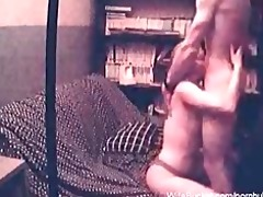 old sex tape of real blonde milf