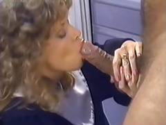 tracey adams - this nun loves the cock!