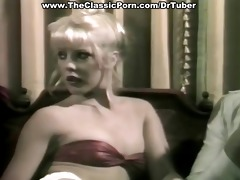 blonde playgirl has sex in classic xxx vid
