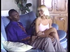 hungarian girl anita blond