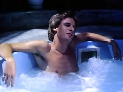 sexy tub fuck machine