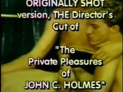 uncommon john holmes vintage scene - gentlemens