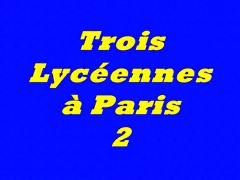 vintage 3 lyceennes a paris 2 n15