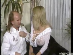 youporn - big busted blond breaks businessman s
