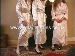 vintage underclothing from the village ladies