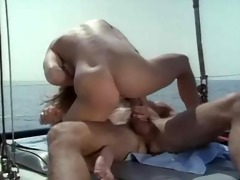 sex on a boat