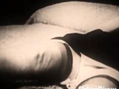 authentic antique fucking, 1940s - blondie has sex