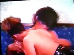 vintage 80&#039 s lesbian scene