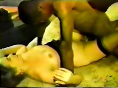 vintage interracial. hubby films