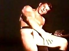 vintage celebrity hard-on: john hamill