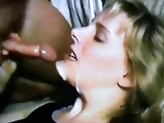 classic golden-haired girl jizz flow compilation