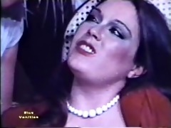 solo females, nudes and lesbos 29 1970s - scene 3