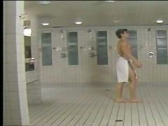 vintage jeff strykers shower dance
