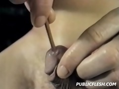 vintage homo urethra insertion