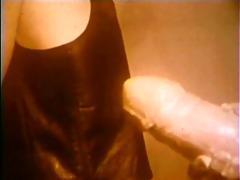 massive anal fisting - classic bareback film