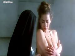 eva grimaldi nude from la monaca nel peccato