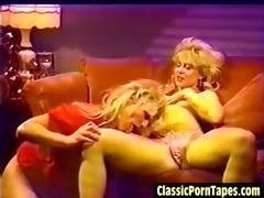 excited 80s lesbian vintage porn