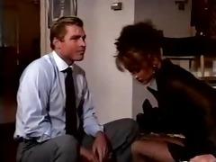 leena and the shoe salesman