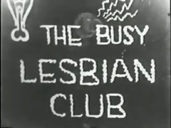 the busy lesbo club