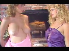 leslie winston &; christy canyon